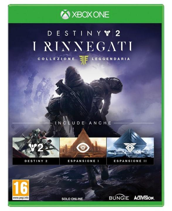 Xbox One - Destiny 2 - I Rinnegati Collezione Leggendaria (I) Box 785300138133 Langue Italien Plate-forme Microsoft Xbox One Photo no. 1
