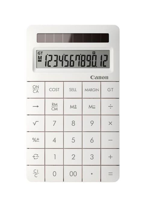 X MARK II Calcolatrice bianco Canon 785300123976 N. figura 1