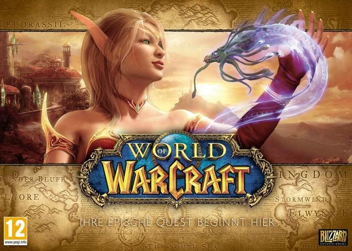 PC/DVD - World of Warcraft: Battlechest 4.0 785300117808