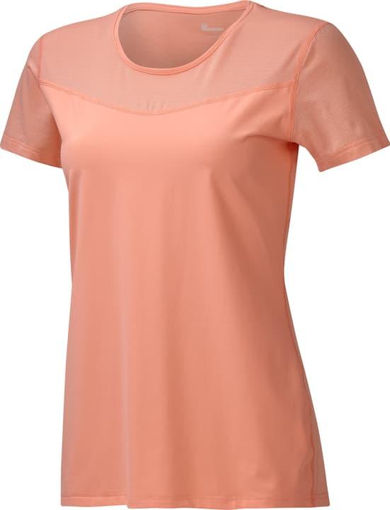 Damen-T-Shirt Perform 464921903652 Farbe lachs Grösse 36 Bild-Nr. 1