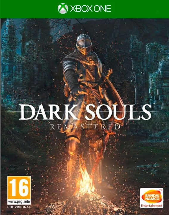 Xbox One - Dark Souls: Remastered (F) Physisch (Box) 785300132964 Bild Nr. 1