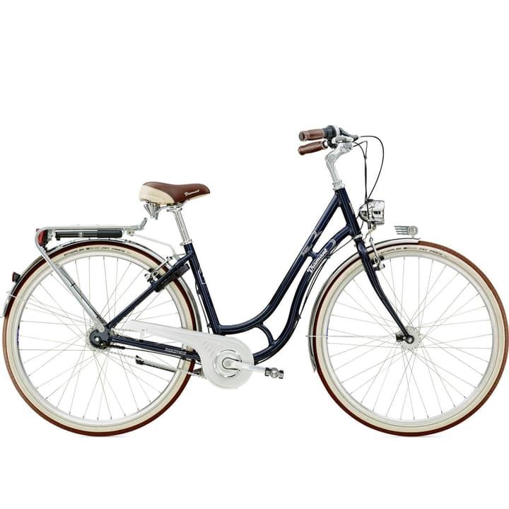 "Topas Villiger 28"" Citybike Diamant 490179004722 Farbe dunkelblau Rahmengrösse 47 Bild-Nr. 1"