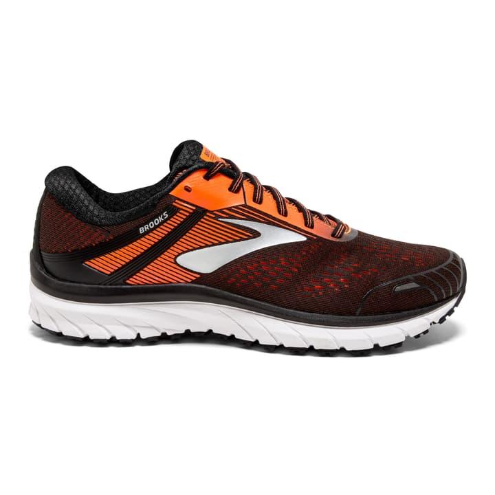 Adrenaline GTS 18 Chaussures de course pour homme Brooks 463233043034 Couleur orange Taille 43 Photo no. 1