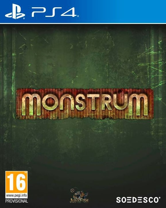 PS4 - Monstrum D Box 785300138804 Bild Nr. 1