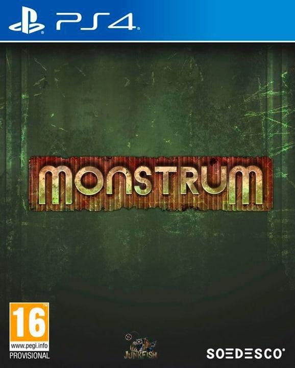 PS4 - Monstrum D Box 785300138804 Photo no. 1