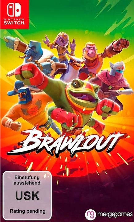 Switch - Brawlout (D) Fisico (Box) 785300135008 N. figura 1
