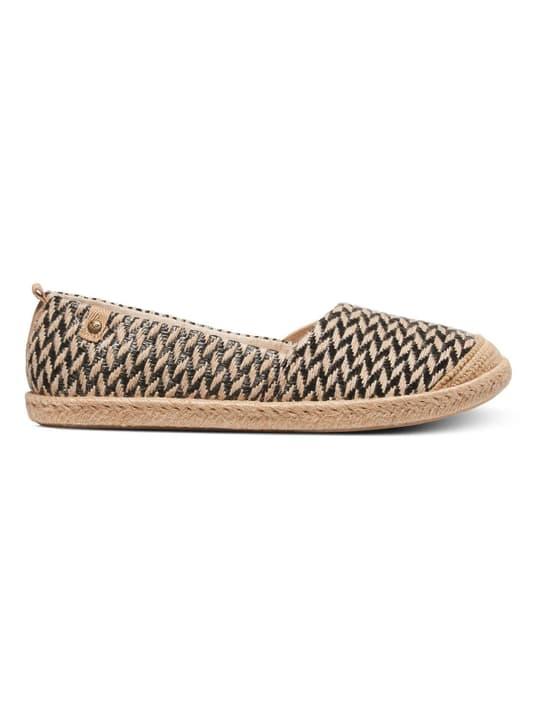 Flamenco Chaussures de loisirs pour femme Roxy 461677838074 Couleur beige Taille 38 Photo no. 1