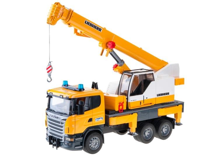 Bruder Spielwaren SCANIA R-Serie Gru-Camion 785300127872 N. figura 1