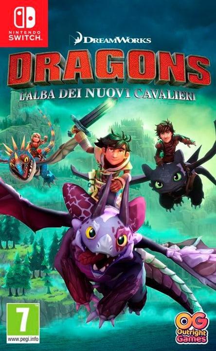 NSW - Dragons: L'alba dei nuovi Box 785300139738 Lingua Italiano Piattaforma Nintendo Switch N. figura 1