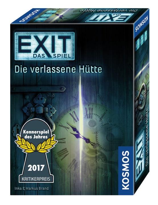 Kosmos Exit - Spiel die verlassene Hütte 746995690000 Lengua Tedesco N. figura 1