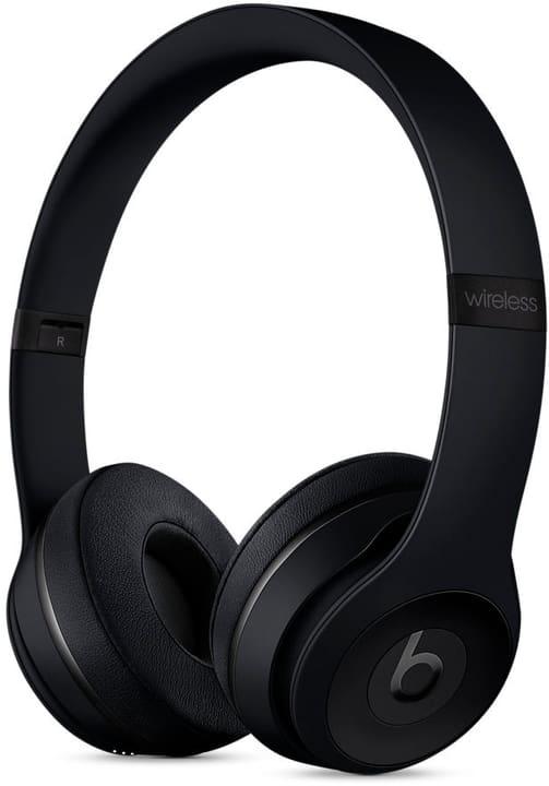 Beats Solo3 Wireless Black On-Ear Headphones Apple 785300130789 Photo no. 1