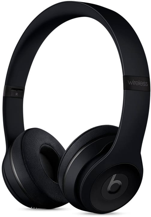 Beats Solo3 Wireless - Black On-Ear Kopfhörer Beats By Dr. Dre 785300130789 Bild Nr. 1