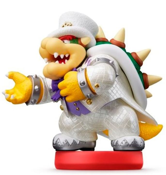 amiibo Super Mario Odyssey Character - Bowser 785300128754 Bild Nr. 1