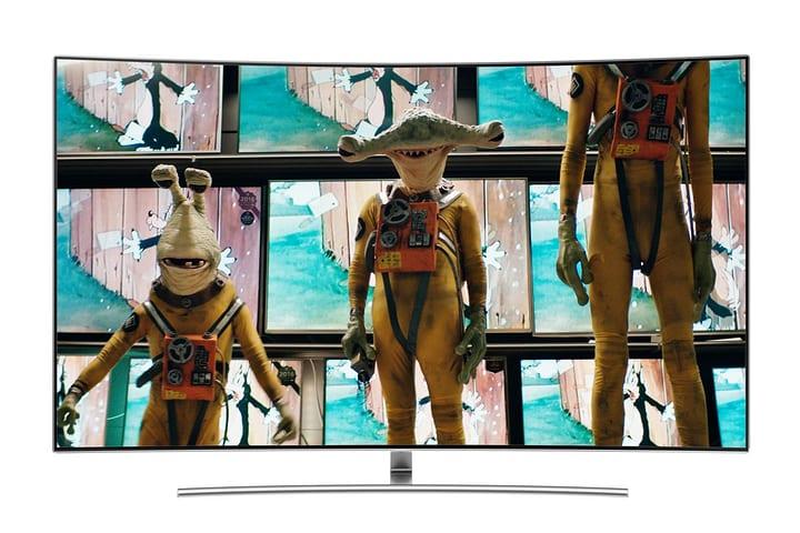 QE-65Q8C 163 cm TV QLED 4K Samsung 770337000000