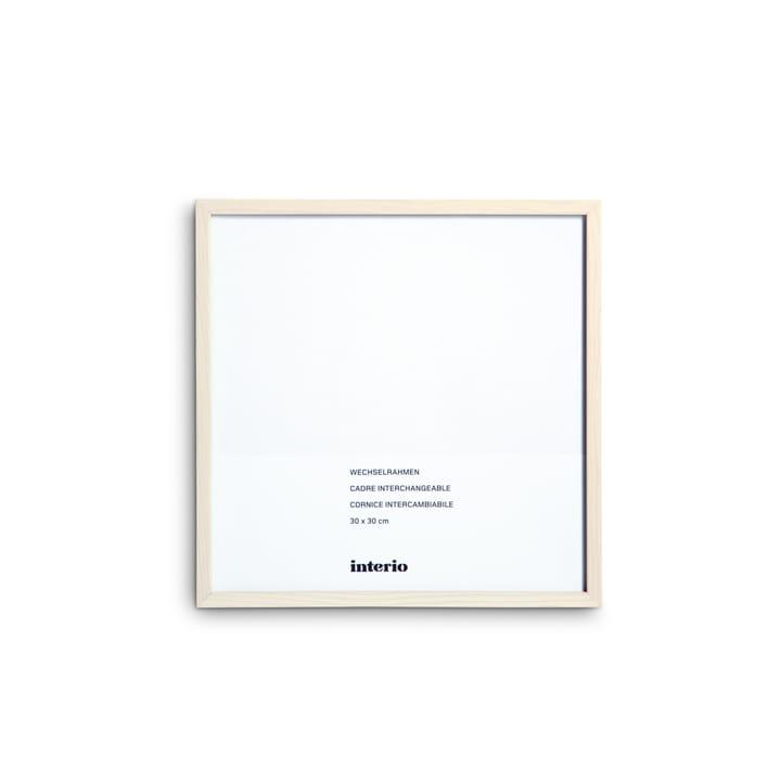 SEATTLE Cornice 384014800000 Dimensioni quadro 30 x 30 Colore Vaniglia N. figura 1