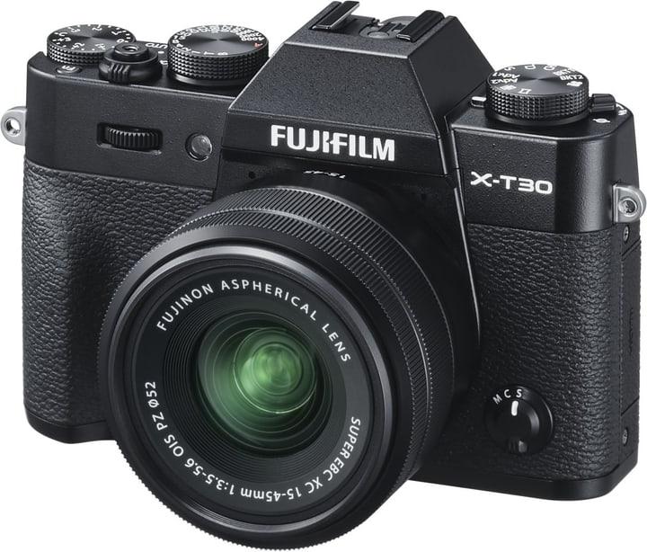 X-T30 Kit XC 15-45mm noir appareil photo système FUJIFILM 793441300000 Photo no. 1