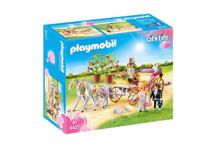 Playmobil Carrozza degli Sposi 746090600000 N. figura 1