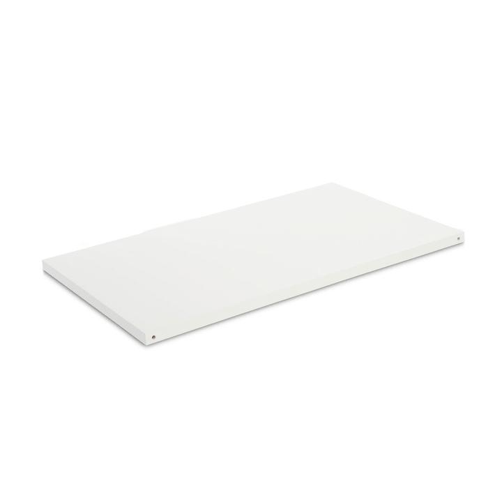 ZILO Ripiano 362003292743 Dimensioni L: 65.0 cm x P: 38.0 cm x A: 1.8 cm Colore Bianco N. figura 1