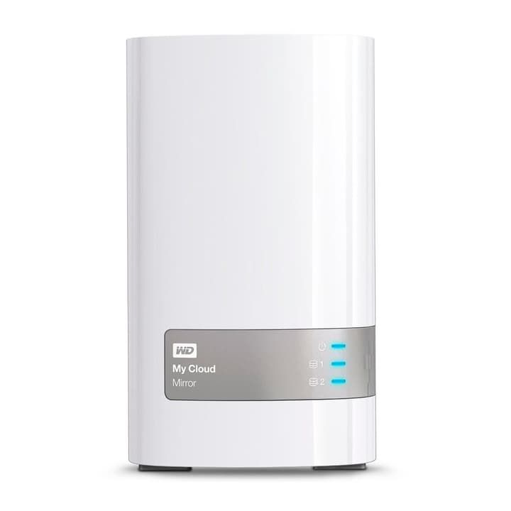 NAS My Cloud Mirror Gen 2  6 TB Western Digital 785300124398 N. figura 1
