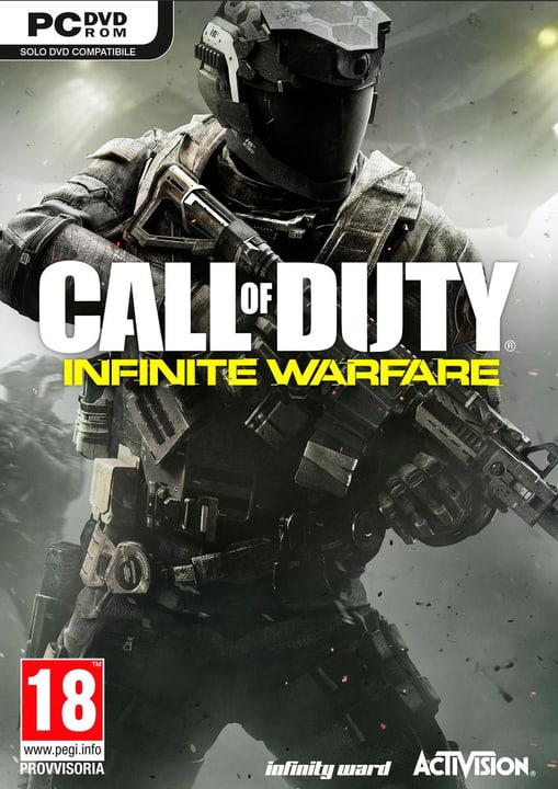 PC - Call of Duty 13: Infinite Warfare Box 785300121089 Photo no. 1