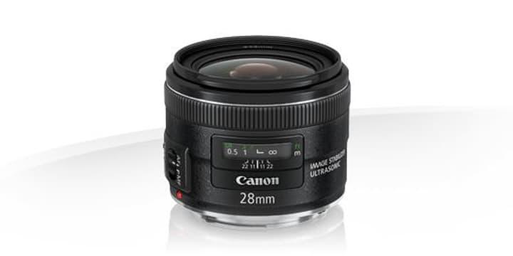 Canon EF 28mm 2.8 Objektiv 95110000302313 Bild Nr. 1