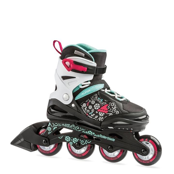 Alpha Girl Kids-Inline Rollerblade 492399329220 Farbe schwarz Grösse 29-33 Bild-Nr. 1