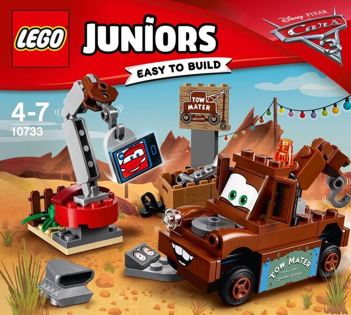 LEGO Juniors La discarica di Cricchetto 10733 748846200000 N. figura 1