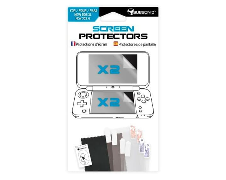 Screen Protector (New 2DS XL) Subsonic 785300129314 N. figura 1