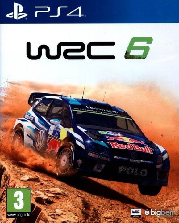 PS4 - WRC 6 D Box 785300132162 Bild Nr. 1