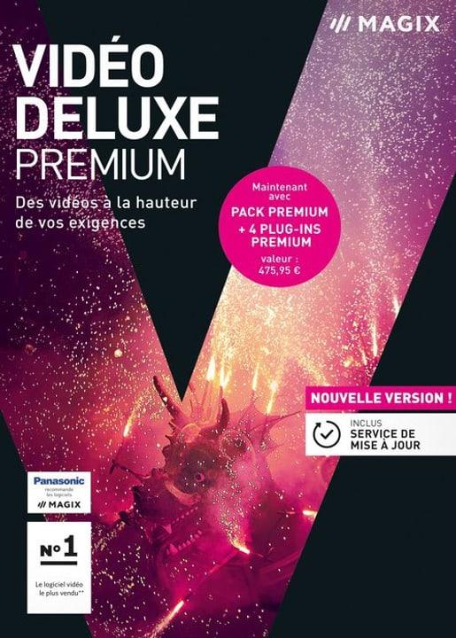 PC - Video deluxe 2018 Premium (F) Physisch (Box) Magix 785300129427 Bild Nr. 1