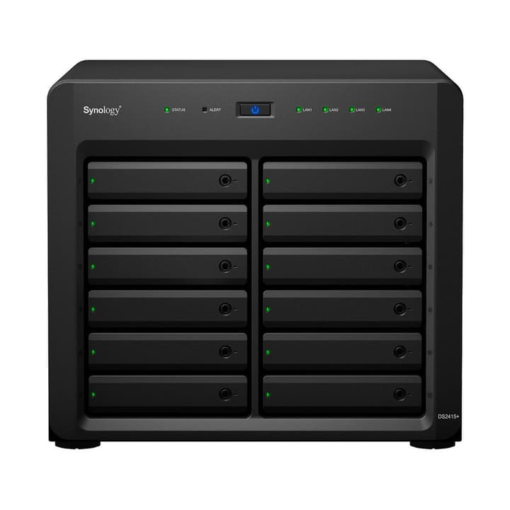 NAS DiskStatDS2415+ logement vide Synology 785300123661 Photo no. 1