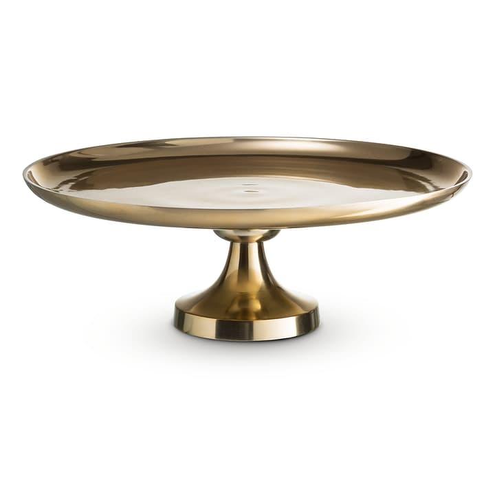 SMOOTH Piatto decorativa 390108800000 Colore Color oro Dimensioni L: 45.0 cm x P: 45.0 cm N. figura 1