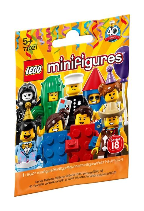 Lego MINIFIGURES 71021 748878300000 Bild Nr. 1