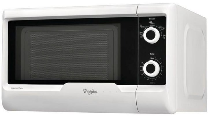 Mikrowelle MWD 119 WH Weiss Whirlpool 785300135274 Bild Nr. 1