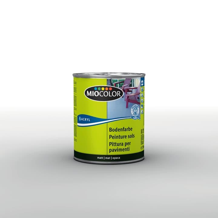Acryl Peinture sols Miocolor 660538800000 Contenu 2.5 l Couleur Gris Argent Photo no. 1