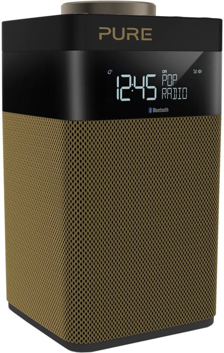 POP Midi S - Gold Digitalradio DAB+ Pure 785300131574 Bild Nr. 1