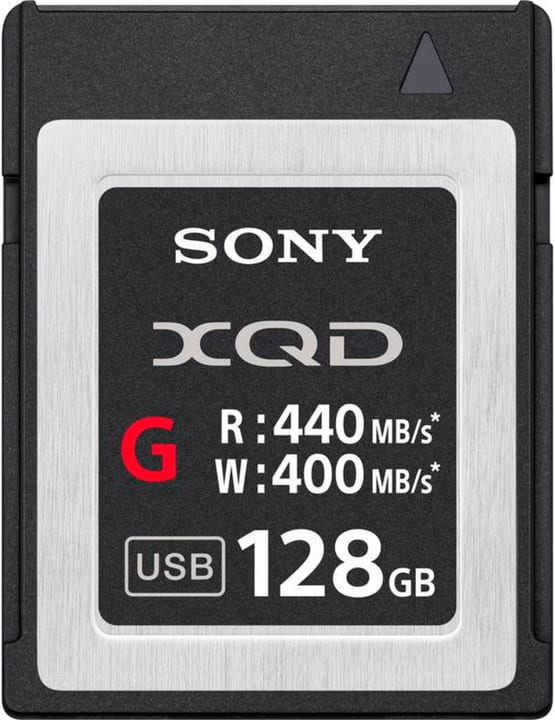 XQD Card 128GB QDG128ER 440MB/s carte mémoire Sony 785300146909 Photo no. 1