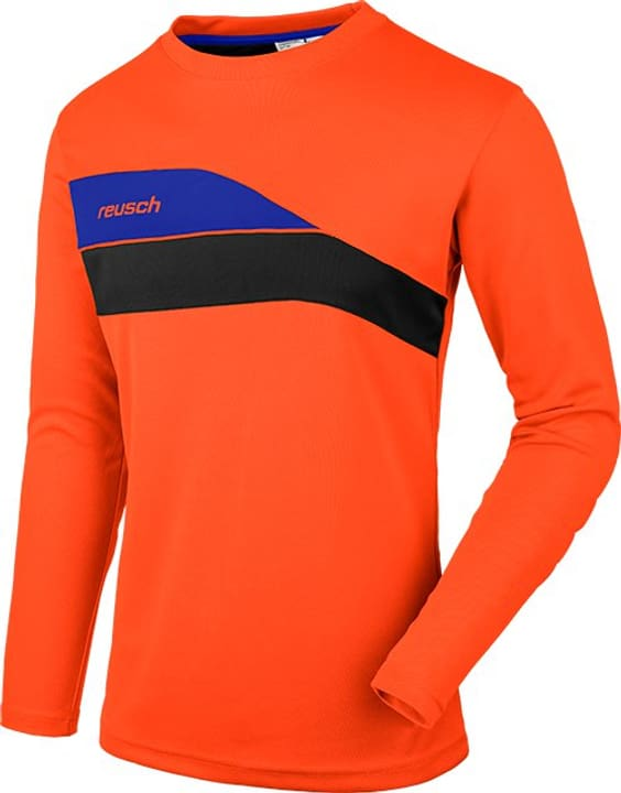 Match Pro Longsleeve Padded Maillot de gardien de but à manches longues pour homme Reusch 498280700334 Couleur orange Taille S Photo no. 1