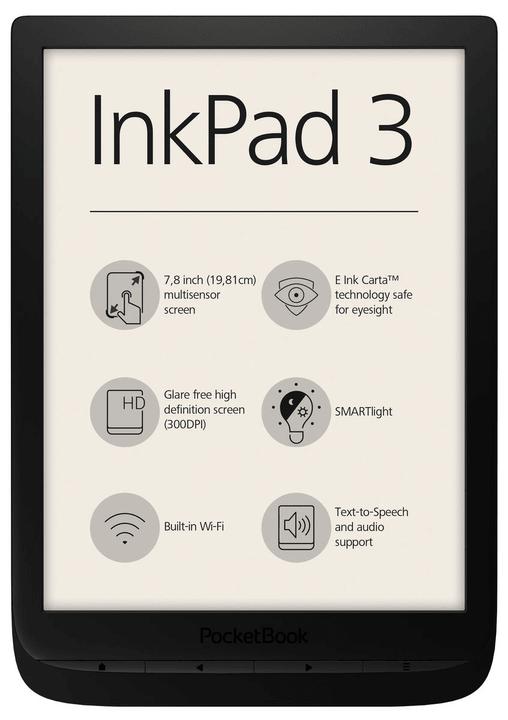 InkPad 3 eReader Pocketbook 785300150645 Photo no. 1