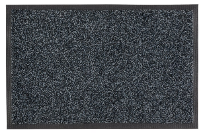 BEAT paillasson 412830006083 Couleur gris Dimensions L: 60.0 cm x P: 90.0 cm Photo no. 1