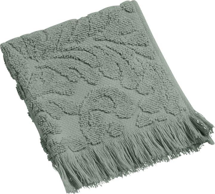 CORTEZ Asciugamano per ospiti 450863720262 Colore Verde medio Dimensioni L: 30.0 cm x A: 50.0 cm N. figura 1
