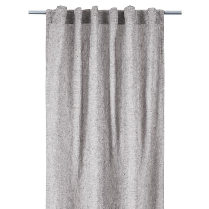 CHAMBRAY Fertigvorhang blickdicht 372093421880 Grösse B: 150.0 cm x H: 260.0 cm Farbe Grau Bild Nr. 1