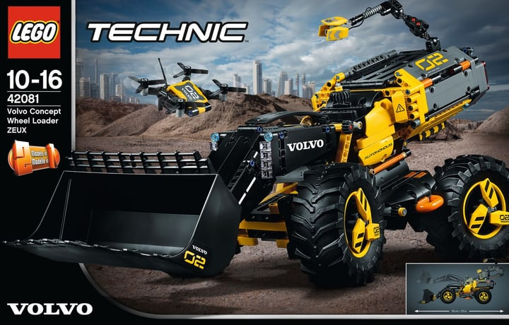 Lego Technic  42081 Lego 74888700000018 Bild Nr. 1