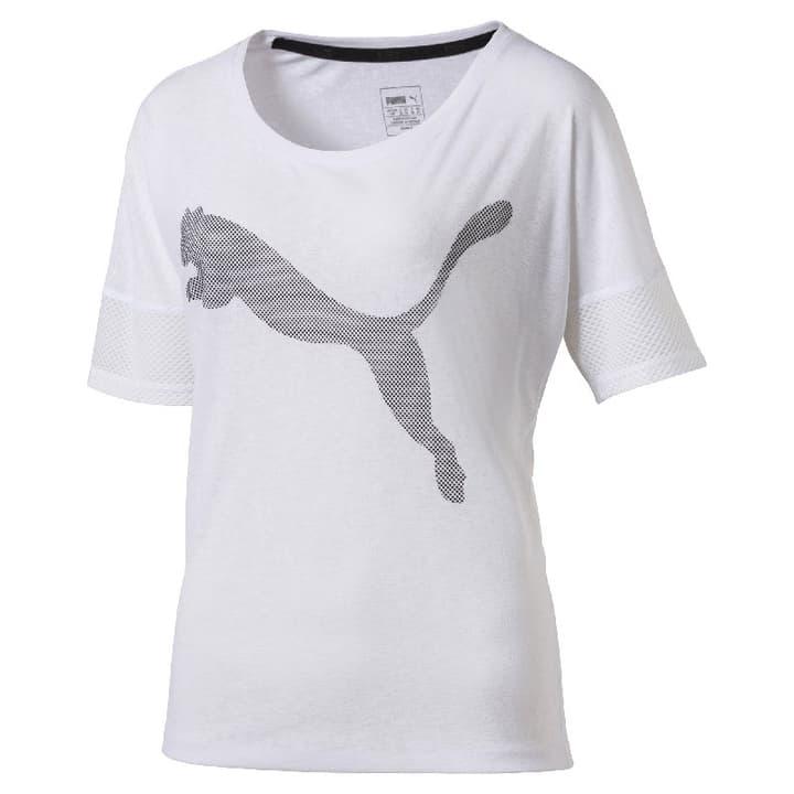 Loose Tee 2 Shirt pour femme Puma 460972600310 Couleur blanc Taille S Photo no. 1