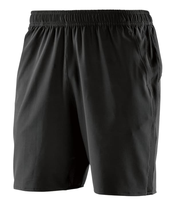"ACTIVEWEAR - MEN'S SQUARE 7 "" RUN SHORT Short pour homme Skins 470148700320 Couleur noir Taille S Photo no. 1"