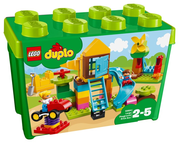 Lego Duplo 10864 Steinebox Spielplatz 748870700000 Bild Nr. 1