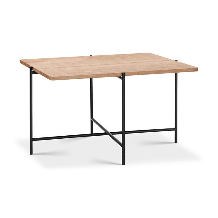 ELLY Table basse 362254600000 Dimensions L: 60.0 cm x P: 60.0 cm x H: 40.0 cm Couleur Chêne Photo no. 1