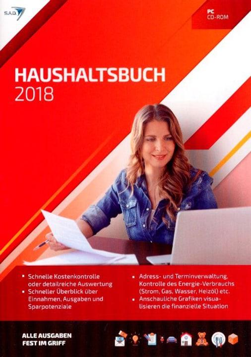 Haushaltsbuch 2018 PC Physisch (Box) 785300132181 Bild Nr. 1