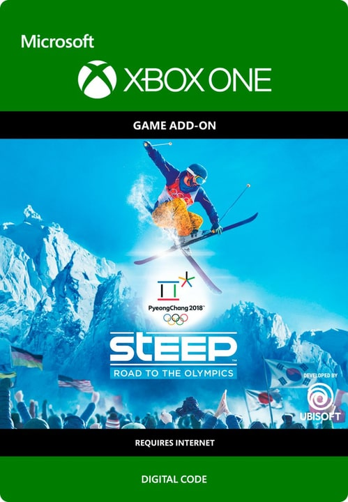 Xbox One - Steep Road to the Olympics Expansion Download (ESD) 785300135632 N. figura 1