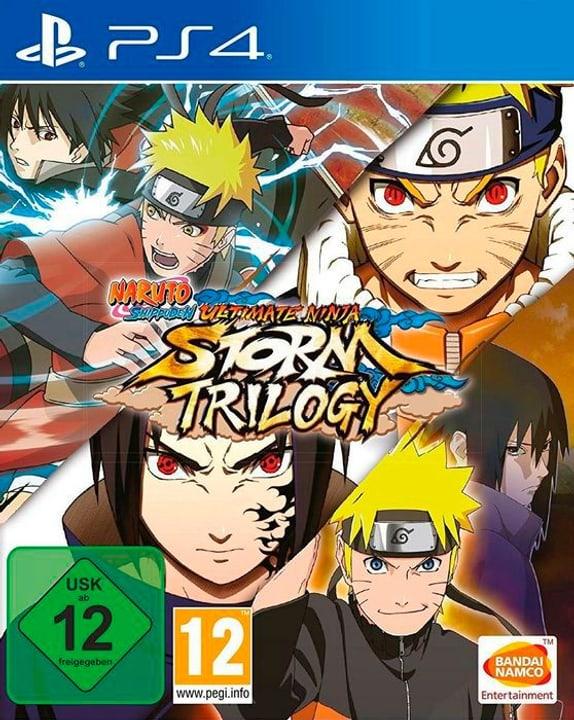 PS4 - Naruto Ultimate Ninja Storm - Trilogy D Box 785300130129 N. figura 1